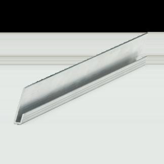 <p>perfil de arranque alumínio</p>